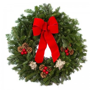 Christmas Lights, Garlands, & Wreaths
